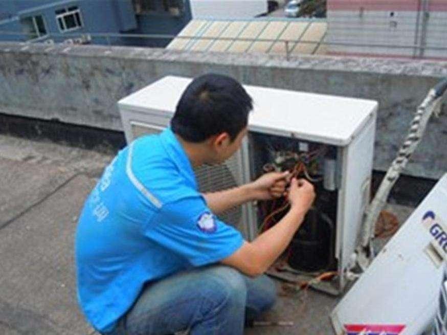 变频空调故障判断方法