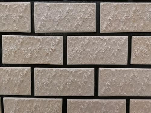 夹江外牆紙皮磚施工