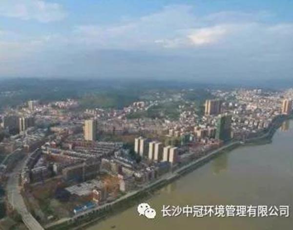 城市河道打捞