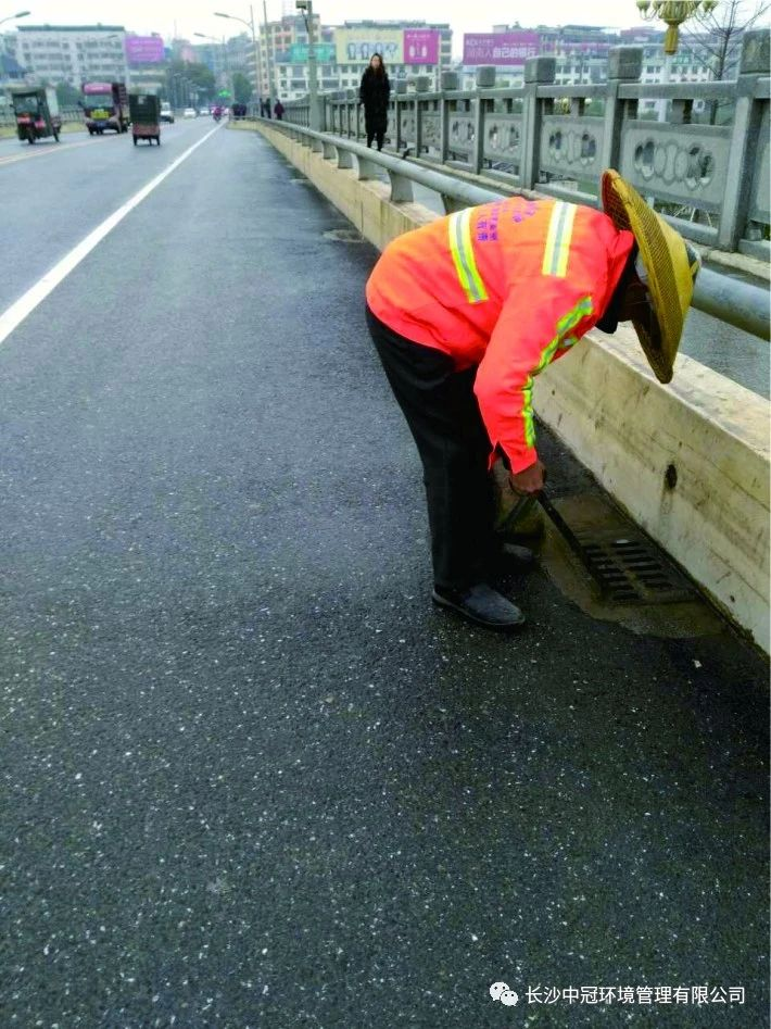 市政道路清扫