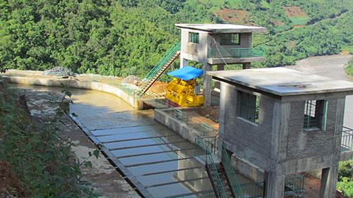 水电站专用清污机