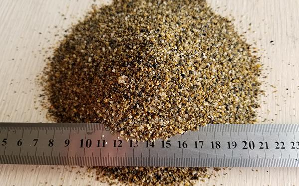 贵州石英砂滤料价格