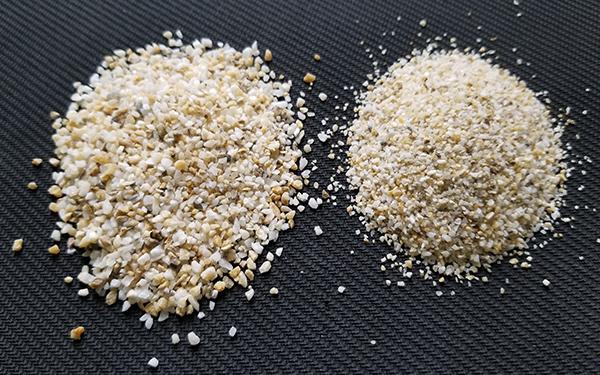 贵州石英砂滤料厂家