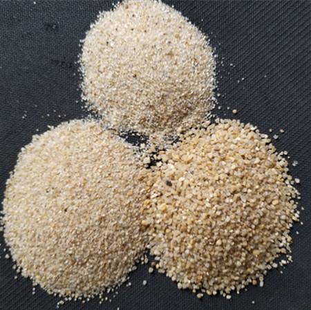 贵州天然海砂滤料