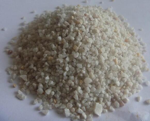 石英砂主要原料鳞石英是怎样形成的