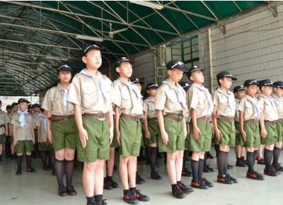 童子军训练营