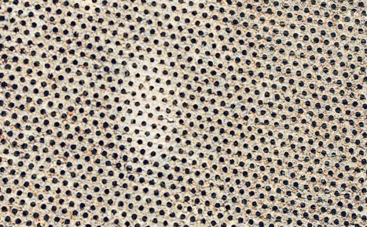 福州铝板冲孔板