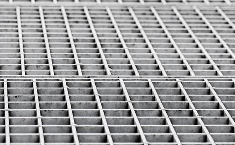 福州条形铝格栅天花