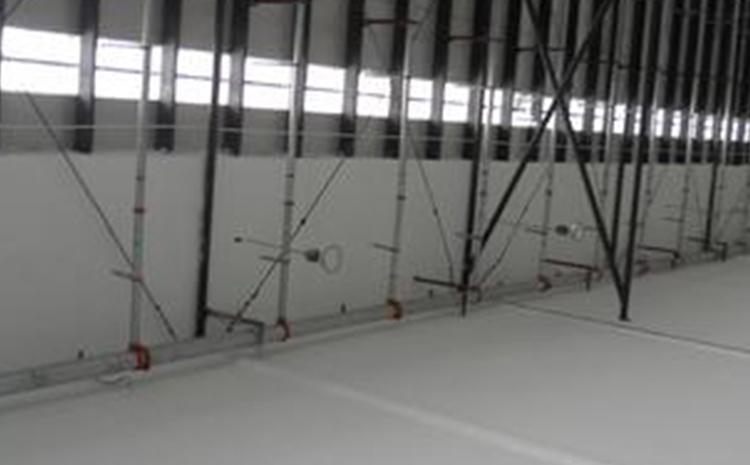 U型轻钢龙骨吊顶