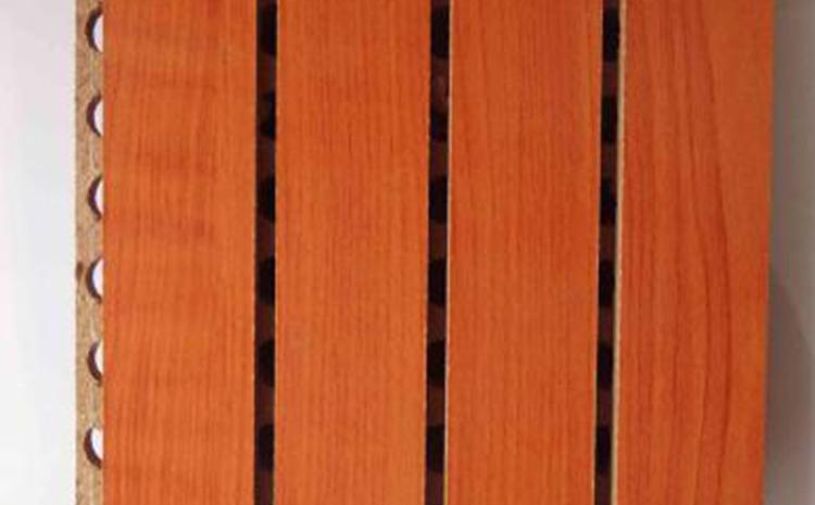 福州环保槽木吸音板