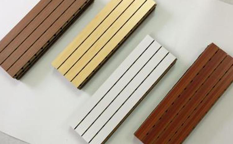 福州碳素木质吸音板