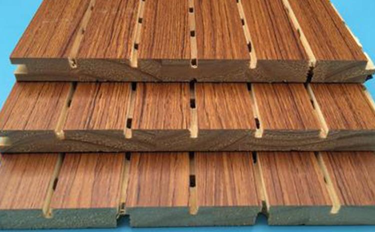 会议室木质吸音板