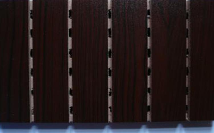 福州生态木质吸音板