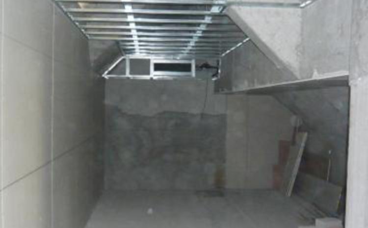 卫生间龙骨吊顶