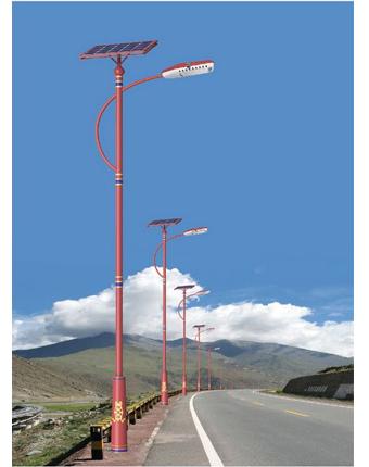 西宁单臂太阳能路灯生产厂家