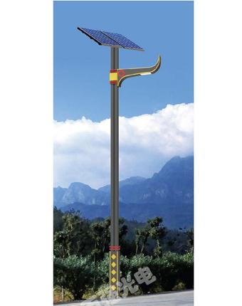 山西太阳能路灯照明