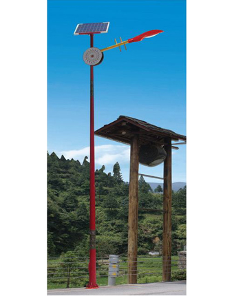西安单臂太阳能景观路灯
