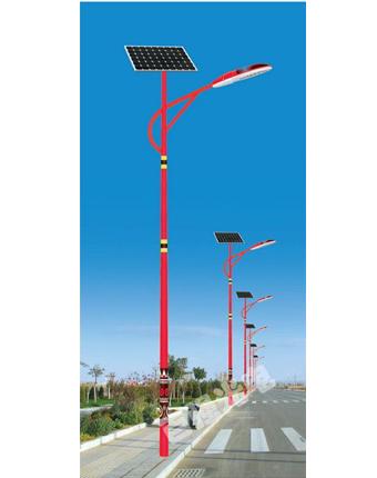陜西6米太陽能路燈價格