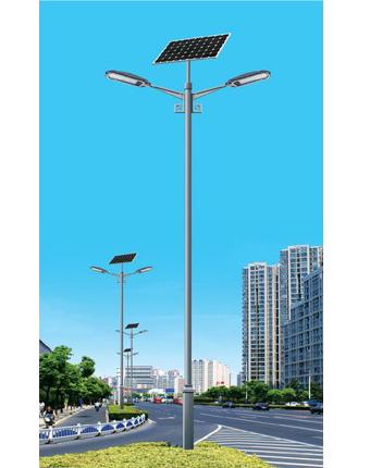 雙臂太陽能路燈報價