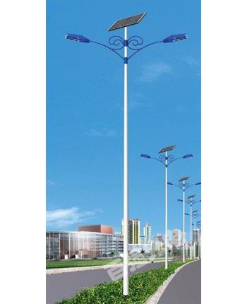 陜西家用雙臂太陽能路燈