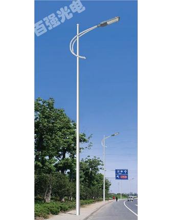 單臂道路燈燈桿價格