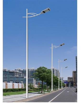 銀川城市道路燈光