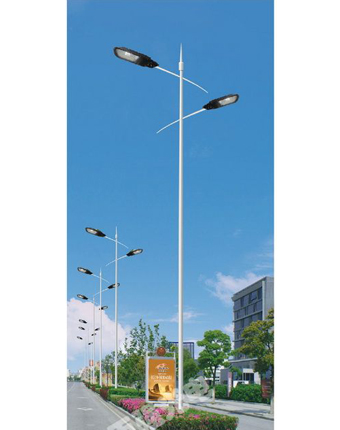 寧夏雙臂人行道路燈