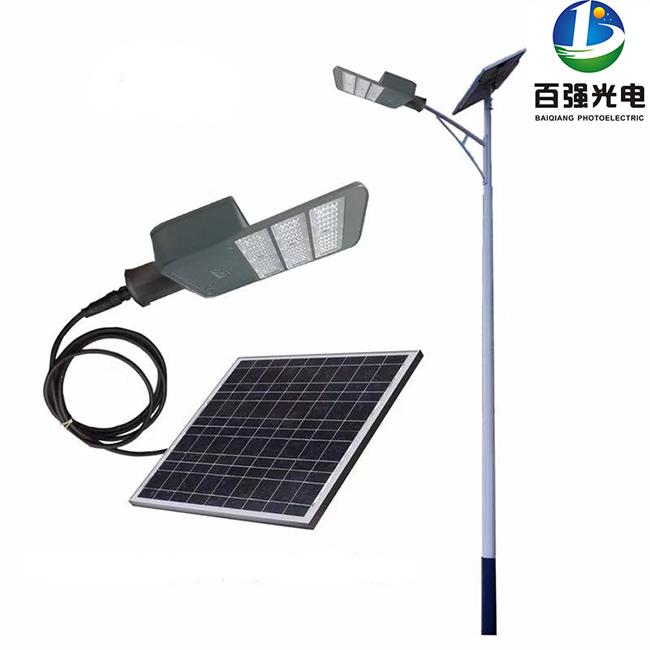太陽能路燈一體化