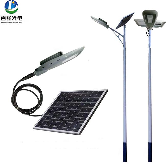 寧夏一體化太陽能路燈