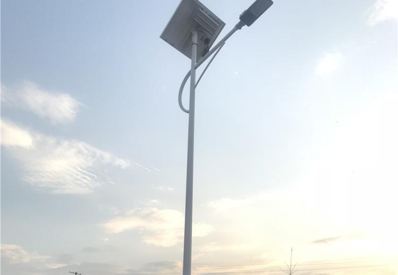 西安市长安区引镇街道 新农村太阳能亮化