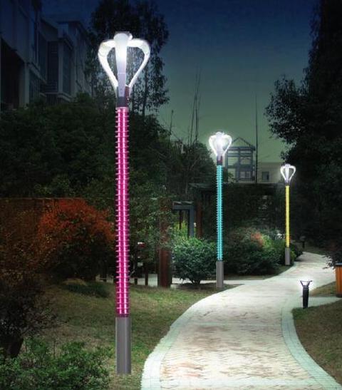 武威太陽能庭院燈