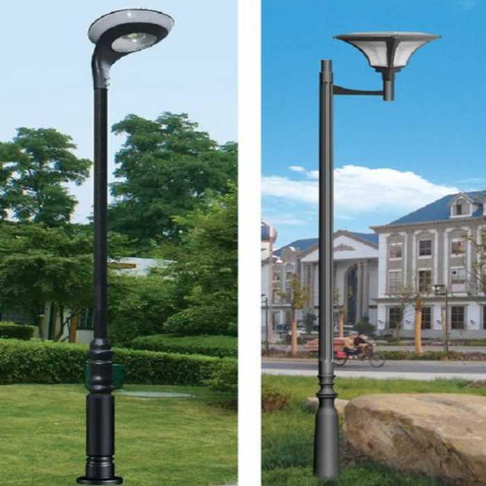 咸陽太陽能庭院燈