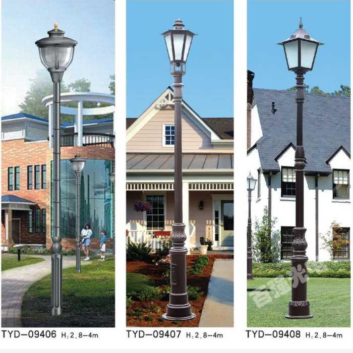 銅川太陽能庭院燈