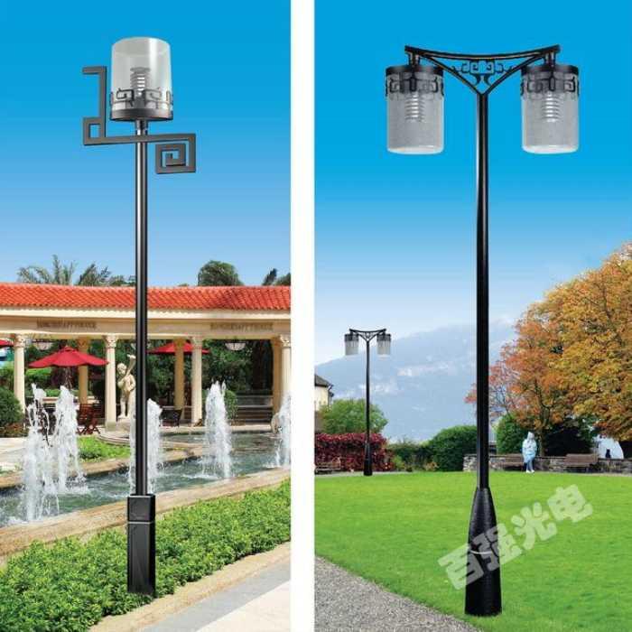 延安太陽能庭院燈