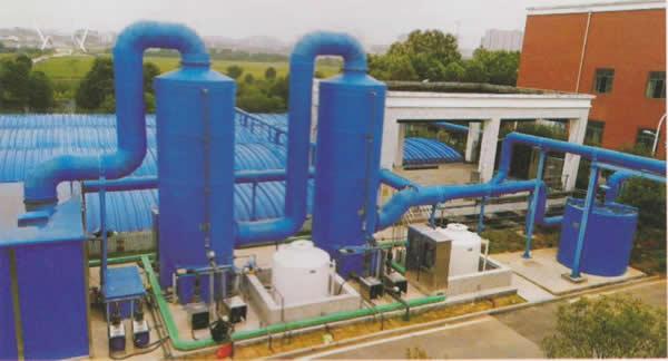 西安废气净化设备