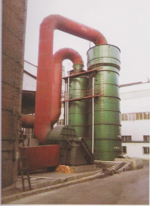 西安袋式除塵器設備公司