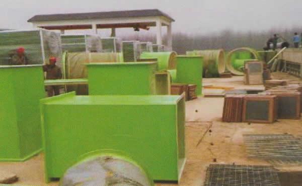 西安工厂废气净化设备