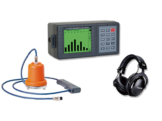沈阳JT-5000智能数字式漏水检测仪