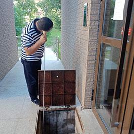 供暖管道測漏