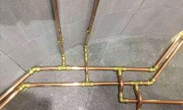 暖气管道测漏
