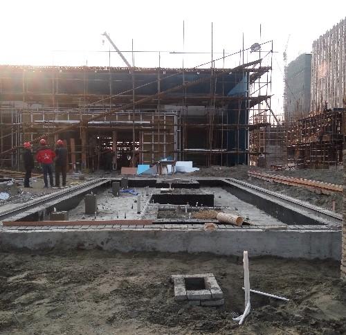 增强型石材地板支撑器