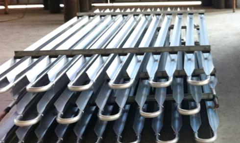 制冷铝排施工
