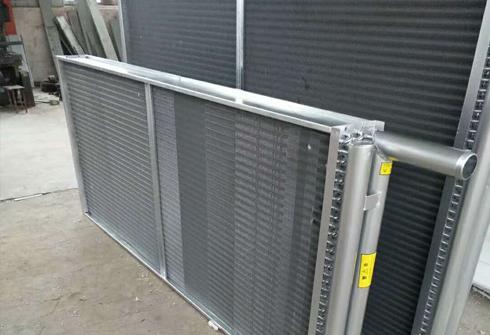 不锈钢中央空调表冷器