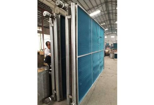 铜管中央空调表冷器