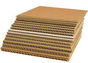 瓦楞纸箱定制材质及特点和作用