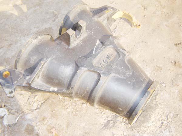 砼泵泵车配件