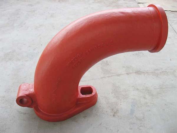 混凝土泵管弯头