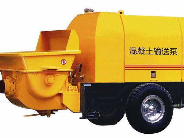 混凝土地泵