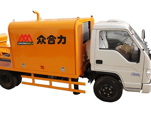 防爆混凝土输送泵