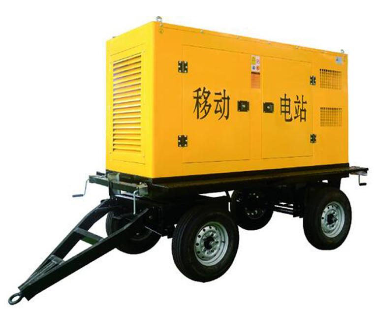 沈陽柴油發電機